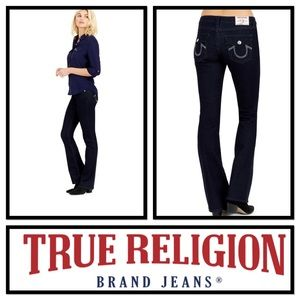 TRUE RELIGION Blue Flare M